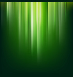 dark abstract green magic light background eps 10 vector image