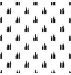Bullets pattern simple style vector