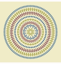 Circle Patterns vector