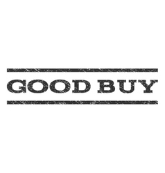 Good Buy Watermark Stamp vector
