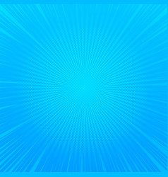 Abstract dynamic blue background vector