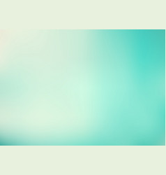 Abstract lighting effect gradient turquoise vector