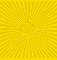 Abstract sunburst background from radial stripes vector