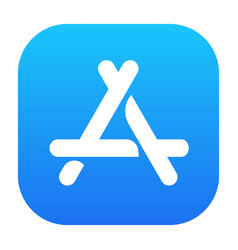 App store icon eps10 vector