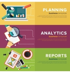 Business Process Management vector