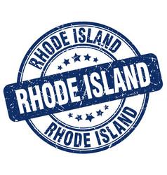Rhode island stamp vector