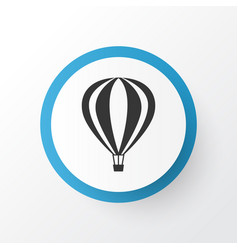 Air balloon icon symbol premium quality isolated vector