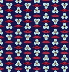 Ottoman Turkish pattern vector image