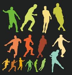 Soccer 2 vector image