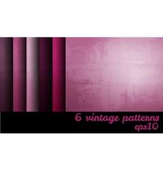 Vintage grunge blank background vector image vector image