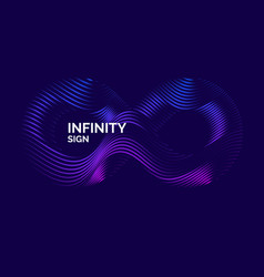 Dynamic waves form a sign infinity vector