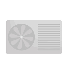 air conditioning icon image vector image