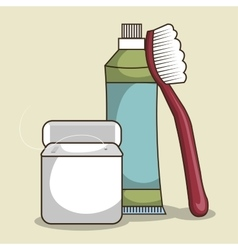 dental healthcare equipment icon vector image