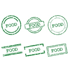 Food stamps vector image