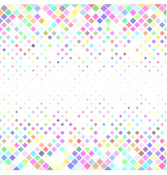 multicolored square pattern background - geometric vector image