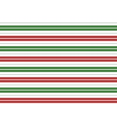 Red Green White Stripes Background vector