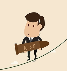 Risk Management concept vector image