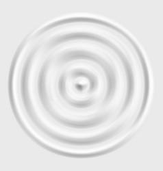 Waves water surface splash ripple decoration grey vector