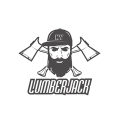 Lumberjack label vector