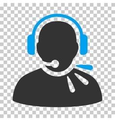 Operator Speech Icon vector image