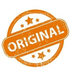 Original grunge icon vector