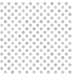 Rounded square pattern seamless spotted vector