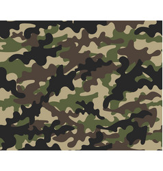 Texture military seamless army vector