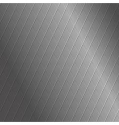 Grain-oriented metal background vector image