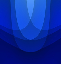 Blue background with wave vector