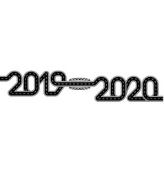 2019-2020 symbolizes the transition to the new vector