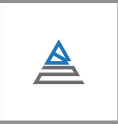 B z letter logo emblem design on black color vector