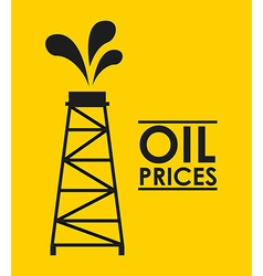 Oil prices vector
