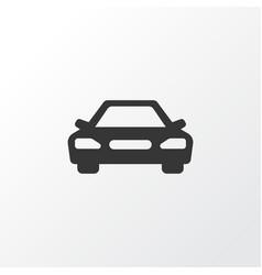Car icon symbol premium quality isolated auto vector