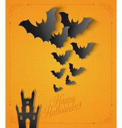 holiday halloween vector image