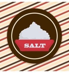 Salt icon design vector
