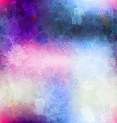 grunge purple seamless texture with blob effect vector image vector image
