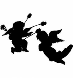 fairies vector image