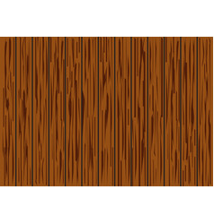 brown wood plank texture background vector image