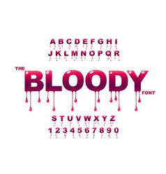Drops art bloody art jam art modern vector