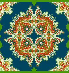 Hand drawn ethnic ornamental seamless vector
