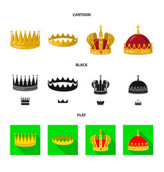 Medieval and nobility sign vector