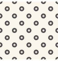 seamless pattern Floral vintage vector image