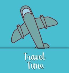 Travel time design vector
