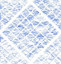 ink diamonds vector image vector image
