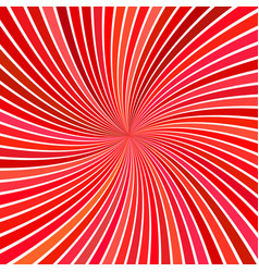 red geometrical abstract vortex background from vector image