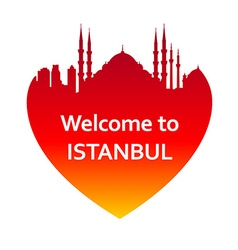 IstanbulW vector image