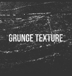 grunge texture like a grain dust or chalk vector image