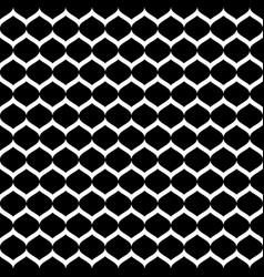 Seamless pattern smooth lattice tissue structure vector