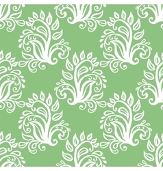 Floral decorative elements vector