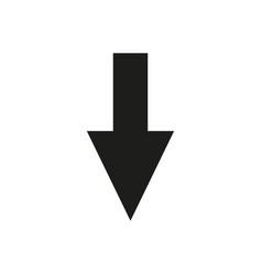 cursor click icon cursor click symbol vector image